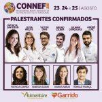 Presença confirmada no CONNEF 2018